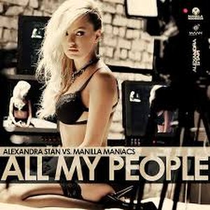 All My People - Image: Alexandra Stan All My People