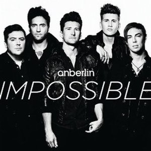 Impossible (Anberlin song) - Image: Anberlin Impossible Single