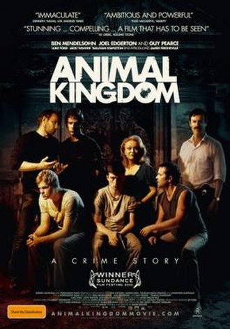 Animal Kingdom (film) - Theater release poster