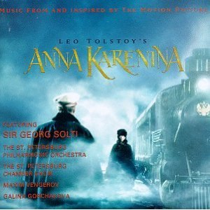 Anna Karenina (soundtrack) - Image: Anna Karenina (soundtrack)