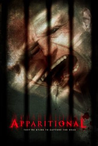 Apparitional (film) - Promotional release poster