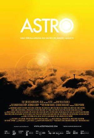 Astro: An Urban Fable in a Magical Rio de Janeiro - Image: Astro movie