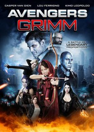 Avengers Grimm - Official poster