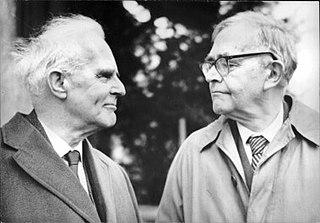 Emil Brunner Swiss theologian (1889-1966)