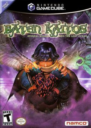 Baten Kaitos: Eternal Wings and the Lost Ocean - North American cover art