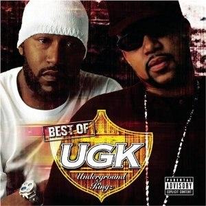 Best of UGK - Image: Best of UGK