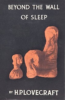 <i>Beyond the Wall of Sleep</i> (collection) book by Howard Phillips Lovecraft