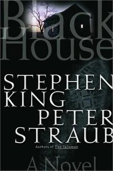Image result for Black House by stephen king image