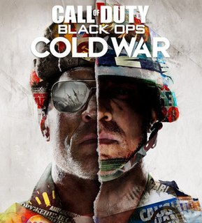 <i>Call of Duty: Black Ops Cold War</i> 2020 video game