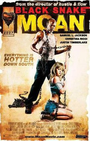 Black Snake Moan (film) - Theatrical release poster