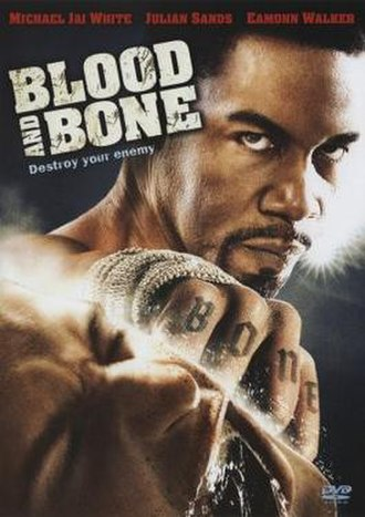 Blood and Bone - DVD cover