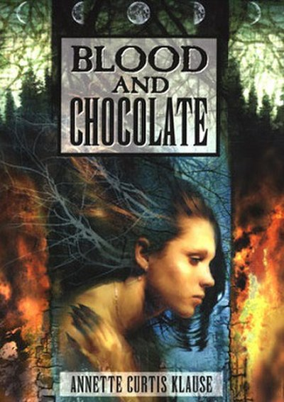 Picture of a book: Blood And Chocolate