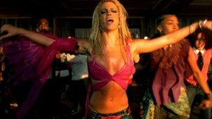 "I'm a Slave 4 U - A still from the music video for ""I'm a Slave 4 U"" featuring Britney dancing in a sauna."