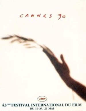 1990 Cannes Film Festival - Image: CFF90poster