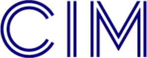 Chartered Institute of Marketing - Image: CIM logo