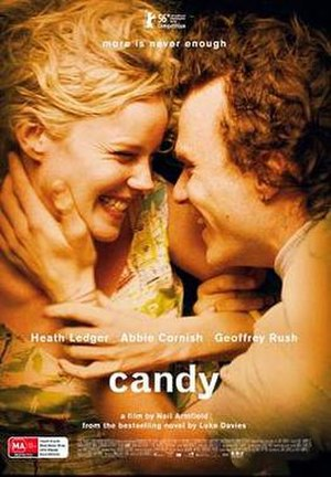 Candy (2006 film) - Theatrical release poster
