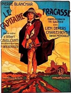 <i>Captain Fracasse</i> (1929 film) 1929 film