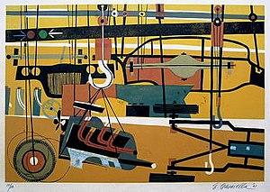 Edmond Casarella - Casarella's Detroit (1961)