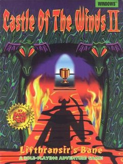 <i>Castle of the Winds</i> 1989 video game