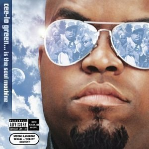 Cee-Lo Green... Is the Soul Machine - Image: Cee Lo.Is The Soul Machine Cover