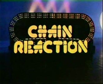 Chain Reaction (game show) - Image: Chain Reaction '80