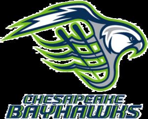 Chesapeake Bayhawks - Image: Chesapeake Bayhawks logo