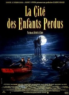 <i>The City of Lost Children</i> 1995 film directed by * Marc Caro * Jean-Pierre Jeunet