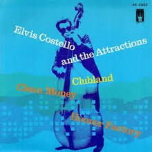 Clubland - Elvis Costello and the Attractions (1980 single from the Trust album).jpg