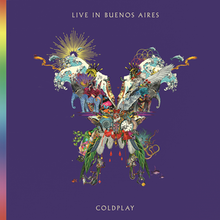 Live in Buenos Aires (Coldplay album) - Wikipedia