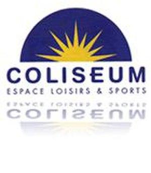 Coliséum - Image: Coliseum Logo
