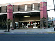 The College Avenue Student Center at Rutgers New Brunswick campus.