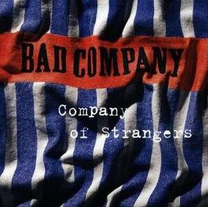 Company of Strangers (Bad Company album) - Image: Company Of Strangers 1995