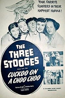 <i>Cuckoo on a Choo Choo</i> 1952 film by Jules White
