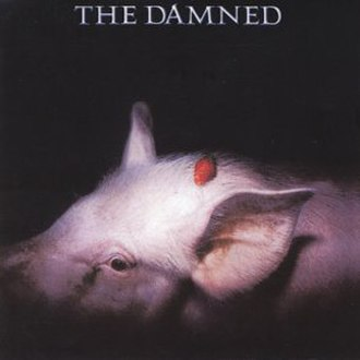 Strawberries (album) - Image: Damned Strawberries Cover