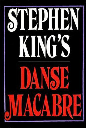Danse Macabre (book) - First edition cover
