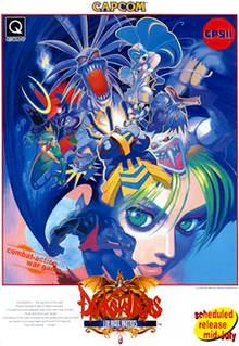<i>Darkstalkers: The Night Warriors</i> 1994 arcade video game