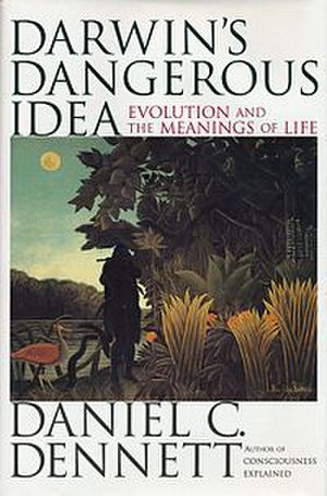 Darwin's Dangerous Idea - Cover of the first edition