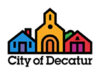 Official logo of Decatur, Georgia