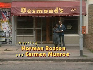 Desmond's - Desmond's Titles