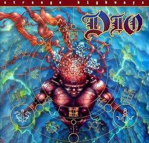 Strange Highways - Image: Dio Strange Highways