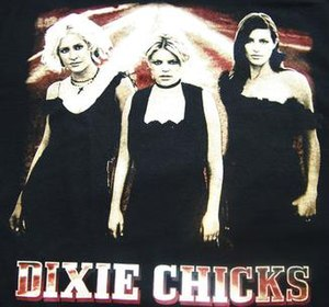 Top of the World Tour - Image: Dixie Chicks Tour 2003Front