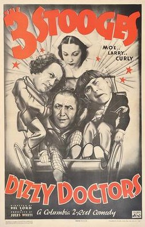 Dizzy Doctors - Image: Dizzydocs TITLE