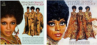 The Supremes - Image: Dreams & supremes