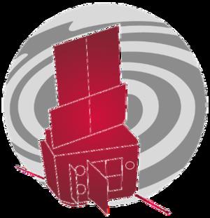 EXOSAT - Image: EXOSAT insignia