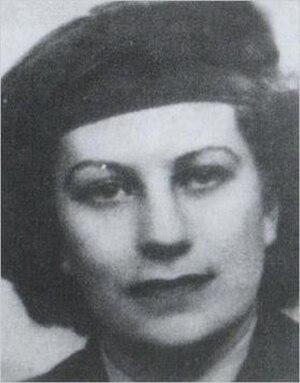 Eileen Nearne - Image: Eileen Nearne circs 1940