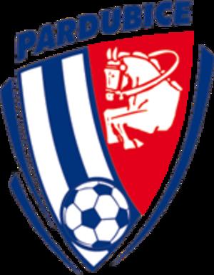 FK Pardubice - Image: FK Pardubice logo