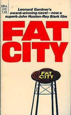 Fat City (novel) - Image: Fatcitynovel cover
