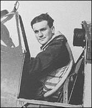 "Non-British personnel in the RAF during the Battle of Britain - Brendan ""Paddy"" Finucane, an Irish ace who is believed to have shot down four aircraft during the Battle of Britain and as many as 32 by his death in 1942"