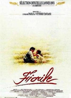 Fiorile - Italian-language poster
