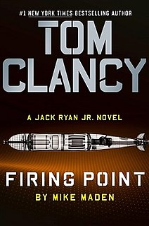 <i>Firing Point</i> (novel)